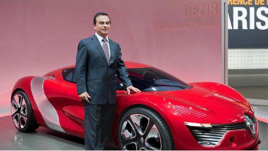 Carlos Ghosn ist nicht länger Verwaltungsratschef bei Mitsubishi Motors.