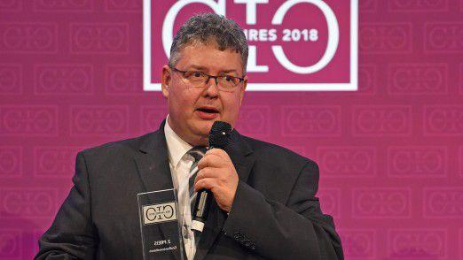 Roland Schütz ist CIO der Lufthansa.