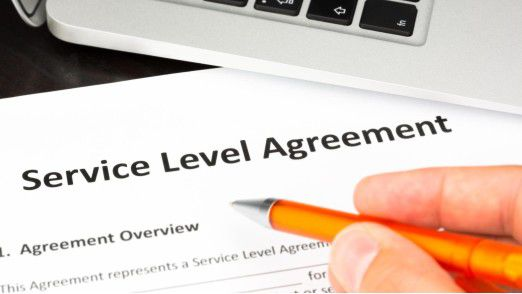 Service Level Agreement, kurz SLA