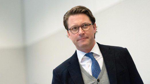 Bundesverkehrsminister Andreas Scheuer fordert von den Kommunen mehr Tempo beim Aufbau der Infrastruktur für 4G und 5G.