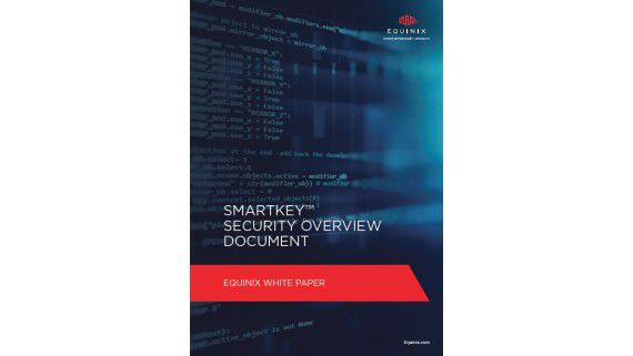 Smartkey security overview document - Foto: Equinix