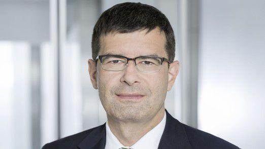 Frank Annuscheit scheidet Ende Februar 2019 bei der Commerzbank aus.