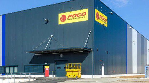 Die Marke Poco bleibt nach der Übernahme erhalten.