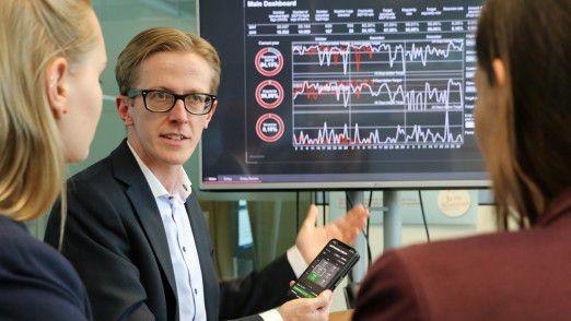 """""""Vom früheren 80:20 Aufwandsverhältnis von Datenaufbereitung und deren Analyse haben wir inzwischen eine 60:40-Relation erreicht"""", sagt Christian Novosel, Head of Strategic BI Initiative bei Lufthansa. """"Mein langfristiges Ziel lautet, das ursprüngliche Ergebnis umzudrehen."""""""