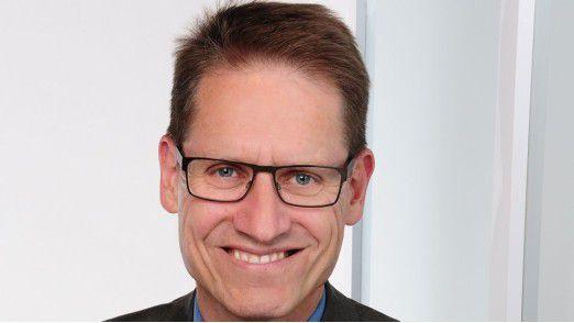 Bernd Süßmann ist Head of Corporate IT bei der SAS Automotive.