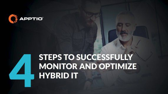 4 Steps to Successfully Monitor and Manage Hybrid IT - Foto: Apptio