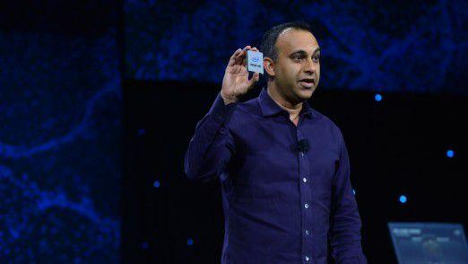 Navin Shenoy, Intel Executive Vice President Data Center Group
