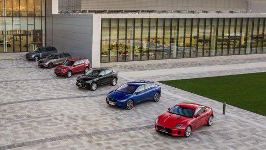Jaguar Land Rover muss sparen.