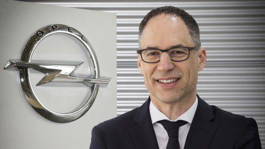 Zurzeit ist Ralph Wangemann HR Director Deutschland und Director Labour Relations sowie Deputy Head HR Opel/Vauxhall.