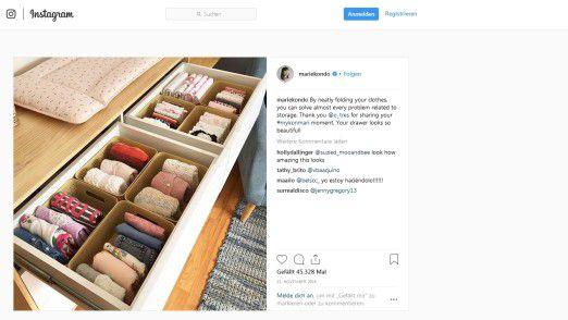 marie kondo zeigt wie 39 s geht aufr umen neuer trend im web. Black Bedroom Furniture Sets. Home Design Ideas