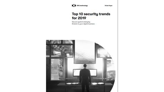 Top 10 security trends for 2019 - Foto: DXC