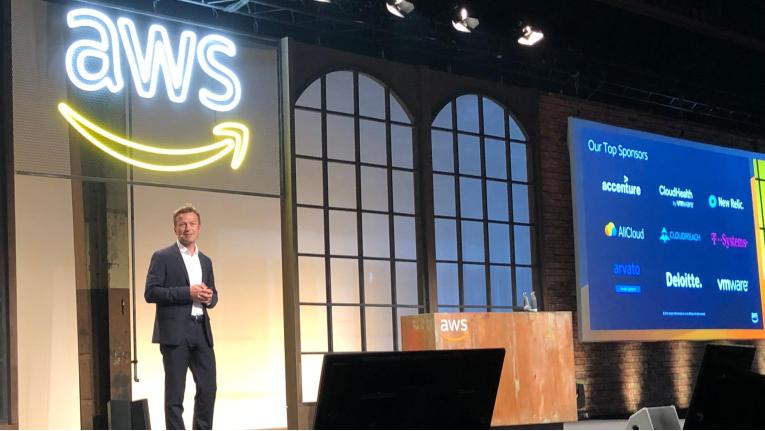 Live-Szenarien in München: AWS und BCG geben Nachhilfe in Cloud Computing