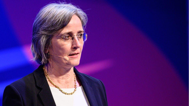 Anke Sax sprach auf den Hamburger IT-Strategietagen 2020.