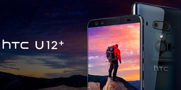 Das HTC U12+ ist ab Mitte Juni für 799 Euro (UVP) erhältlich