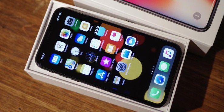 Weil es kann, macht Apple das iPhone X so teuer.