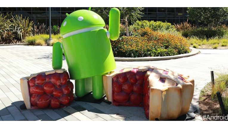 Android 9 Pie ist fertig