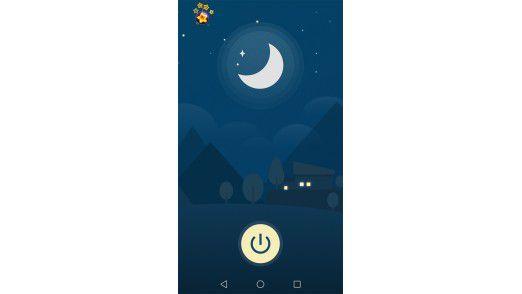 Die App Blaulichtfilter für Android