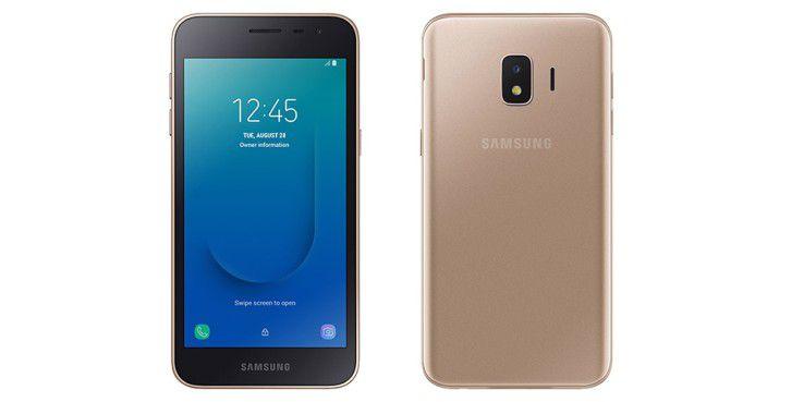 Das Galaxy J2 Core kostet umgerechnet rund 95 Euro.