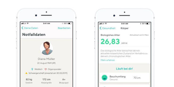 Millionen Versicherten steht die Vivy-App nun zur Verfügung.