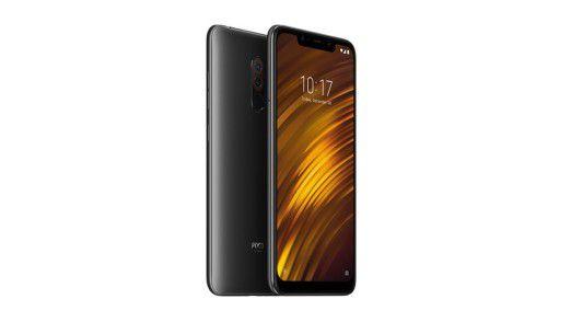 Das Xiaomi Pocophone F1 überzeugt mit mit hoher Leistung und langer Akkulaufzeit