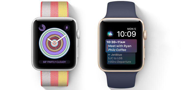 Apple zieht watchOS 5.1 zurück, da sich Series-4-Modelle beim Update aufhängen.