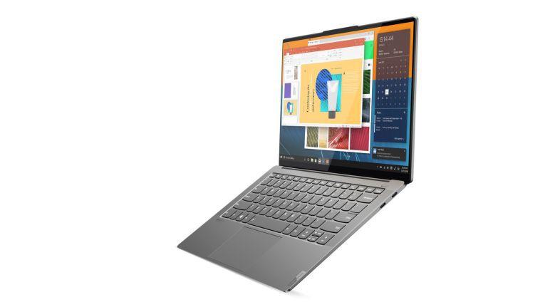 Lenovo Yoga S940: Notebook mit Grips.