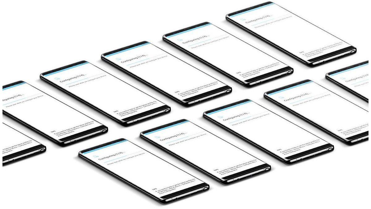 Samsung E Fota Einheitliche Android Versionen In Unternehmen