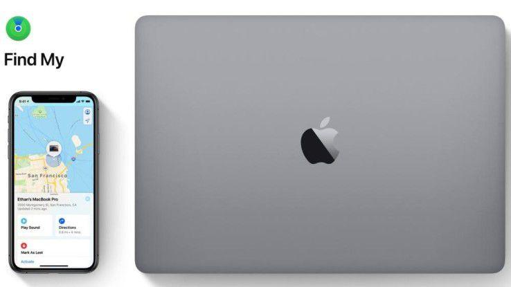 Mit iOS/iPadOS 13 verloren gegangene Geräte finden