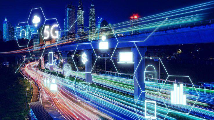 """5G bietet mehr als nur """"ultraschnelles Internet"""""""