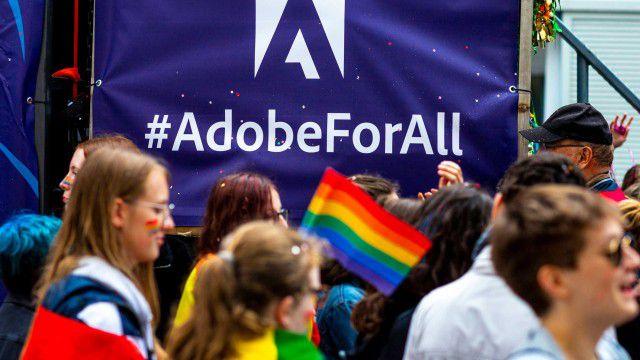 Diversity und Employee Community Fund: Adobe und die Mitarbeiter unterstützen wohltätige Organisationen