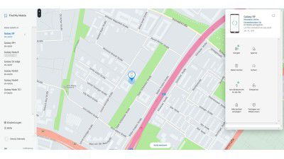 Alternative zu Google-Dienst: Samsung-Handy orten mit Find My Mobile