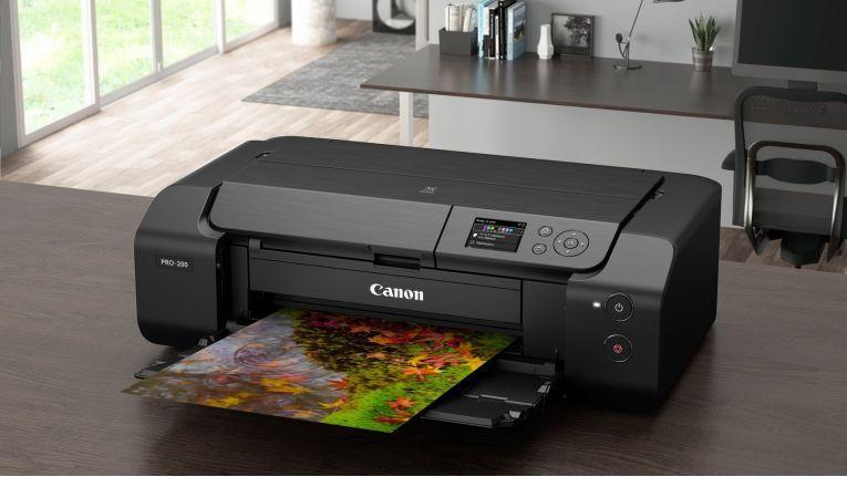 Canon Pixma Pro-200: Fotodruck im A3+-Format