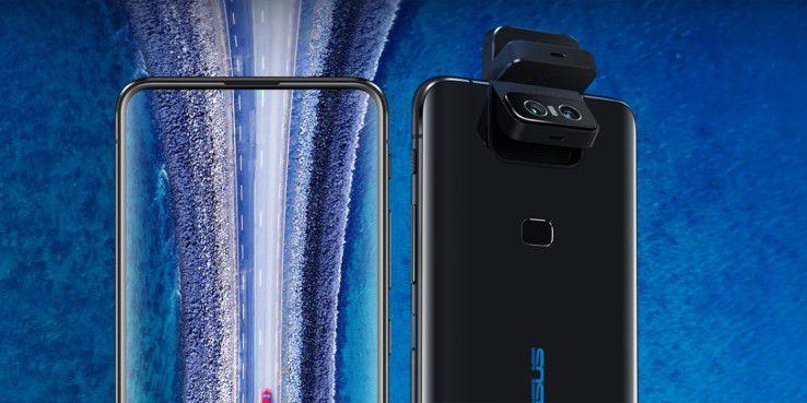 Asus stellt ZenFone 6 mit Rotationskamera vor