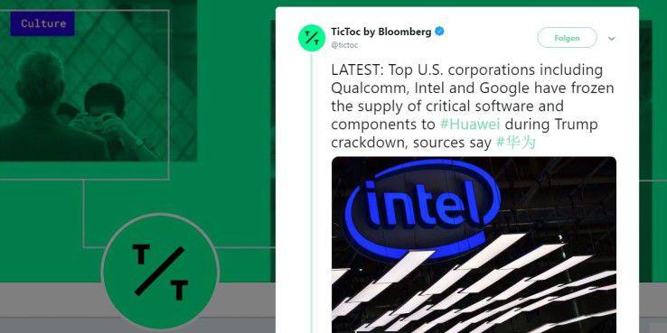 Intel, Qualcomm, Infineon & Co. boykottieren Huawei