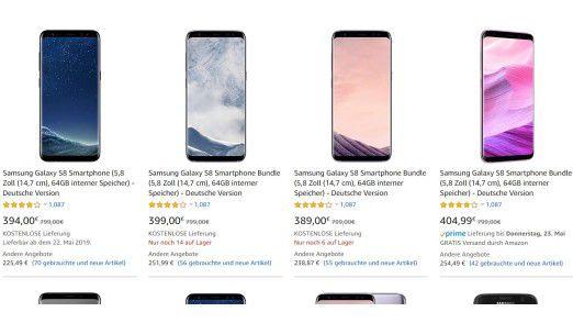 Bundeswehr kauft Samsung Galaxy S8 - ohne Internetzugang