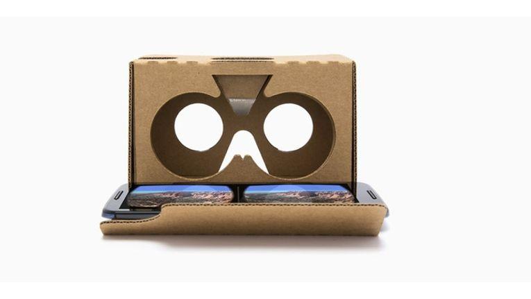 Smartphone-VR-Lösung: Google Cardboard wird Open-Source-Projekt