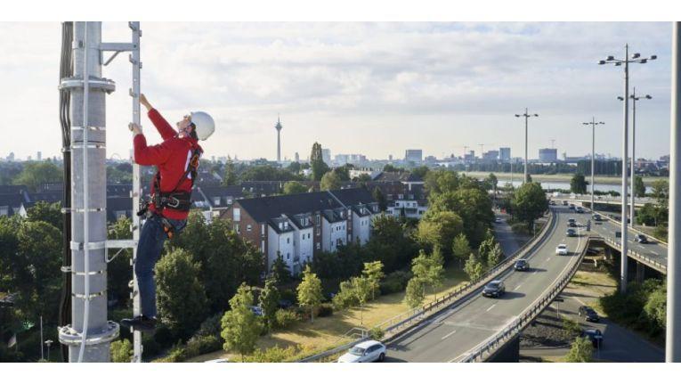 5G-Netz: Hier baut Vodafone sein Mobilfunknetz aus