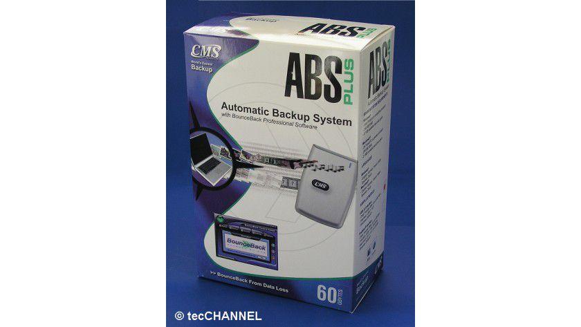 ABSplus Professional: Die Backup- und Recovery-Lösung von CMS richtet sich an Anwender, die sensible Daten auf ihren Notebooks speichern und sichern müssen.