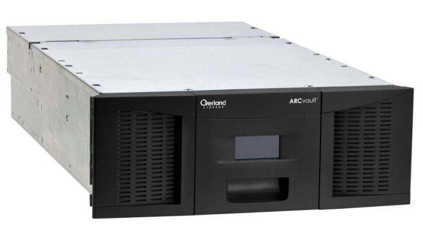 Die ARCvault 48 wurde für die langfristige Datenarchivierung konzipiert. Foto: Overland
