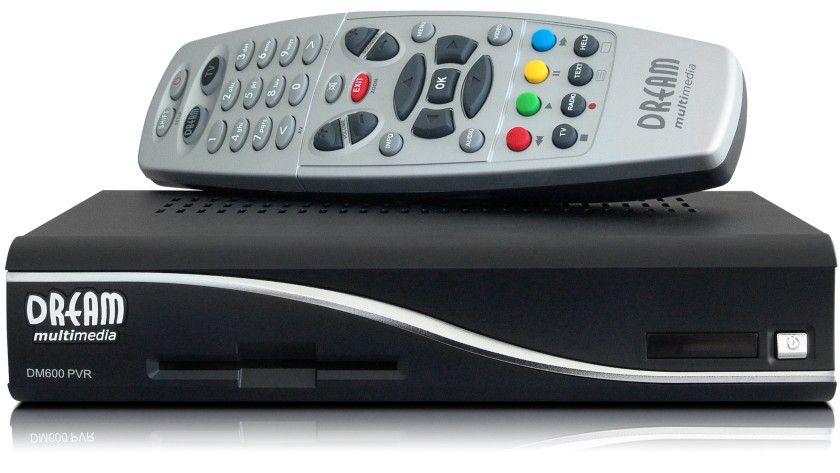 Die neue Kleine: Die DM600 hat trotz ihrer Größe alle wichtigen Features der Dreambox-Familie.