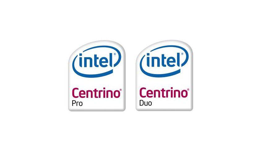 """Logisch: Die neue Centrino-Plattform tritt je nach Ausstattung mit dem Zusatz """"Pro"""" oder """"Duo"""" auf. (Quelle: Intel)"""