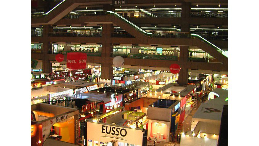 Anziehungsmagnet: Die Computex 2007 lädt als asiatisches Pendant zur CeBIT interessiertes Fachpublikum zur weltweit zweitgrößten Computermesse ein.