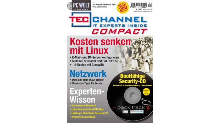 Randvoll: Das neue TecChannel-Compact 03/2007