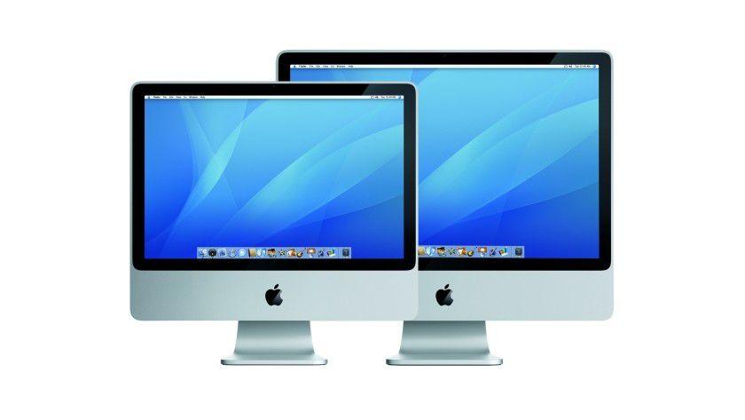 Wechsel: Apple setzt beim iMac analog zur MacBook-Pro-Linie auf Aluminium als Gehäusematerial. (Quelle: Apple)