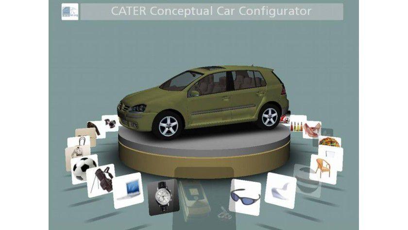Passt das Auto auch zu den eigenen Vorstellungen von Lifestyle und Design? Abb.: Fraunhofer IAO