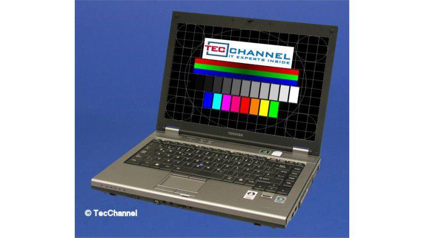 Toshiba Tecra M9: Klassisches Business-Notebook im 14-Zoll-Format mit Sicherheitsfunktionen.