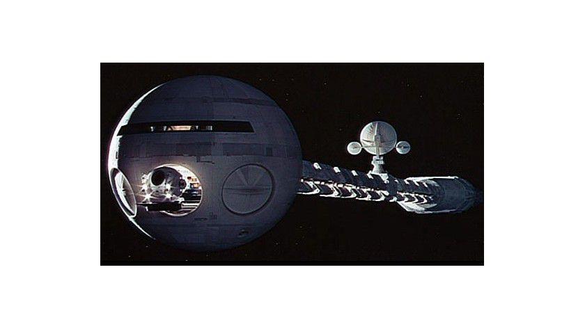 """2001: Das Raumschiff im Science-fiction-Klassiker """"2001: Odyssee im Weltraum"""" und die darin vorkommende Raumgondel (Pod) standen dem Namen iPod Pate. (Quelle: MPTV.net)"""