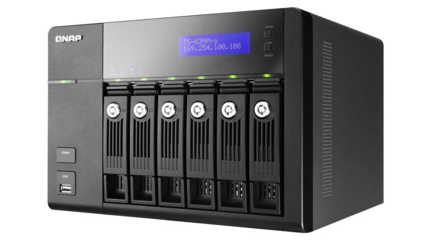All-in-One: Das NAS-System TS-639 Pro ist besonders für Geschäftsanwendungen konzipiert. (Quelle: Qnap)