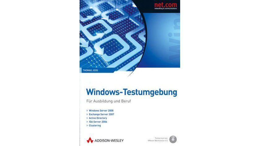eBook im Wert von 24,95 Euro: Windows-Testumgebung - Für Ausbildung und Beruf.