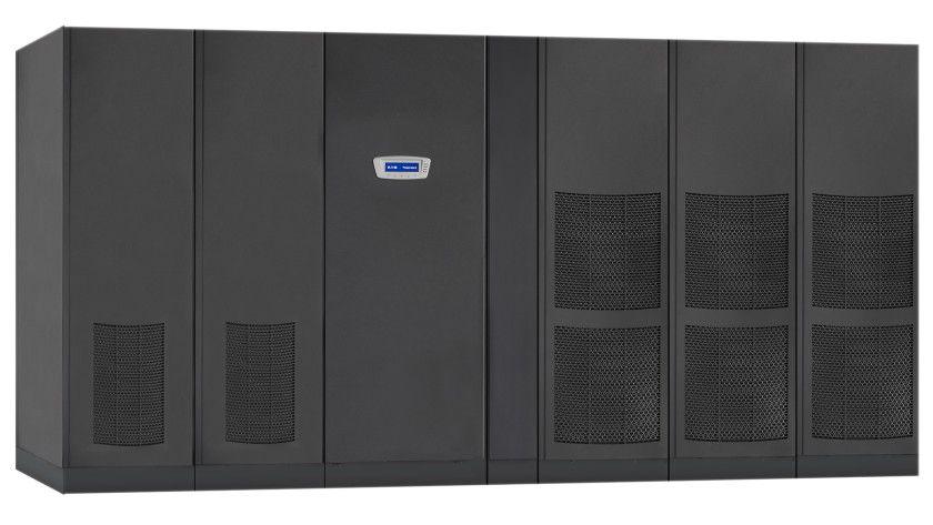 Für Großes gemacht: Eaton 9395 mit 825 kVA Leistung.